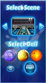 Strike Pin-bowling 3D - 2