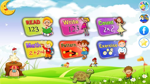 Preschool Math Games for Kids - 4