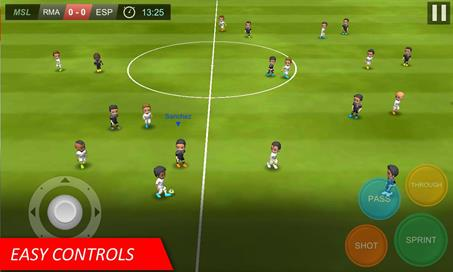 Mobile Soccer League - 3