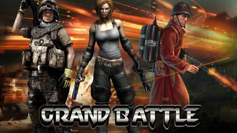 Grand Battle MMO Strategy War - 2