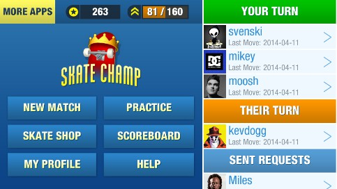 Skate Champ - Skateboard Game - 4