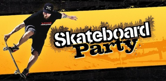 Mike V Skateboard Party Lite - 1
