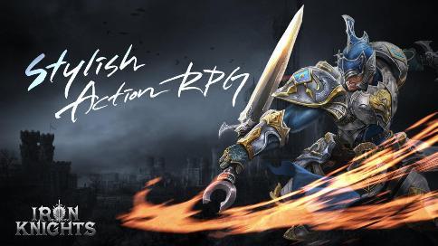 Iron Knights - 1
