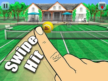 Hit Tennis 3 - 3