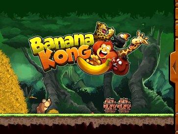 Banana Kong - 1