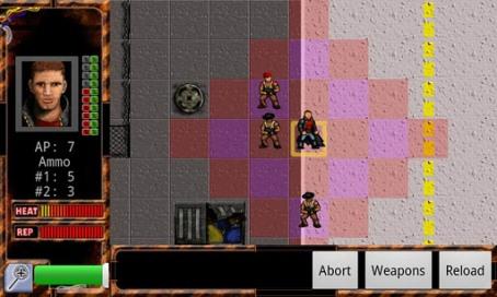 Cyber Knights RPG - 2