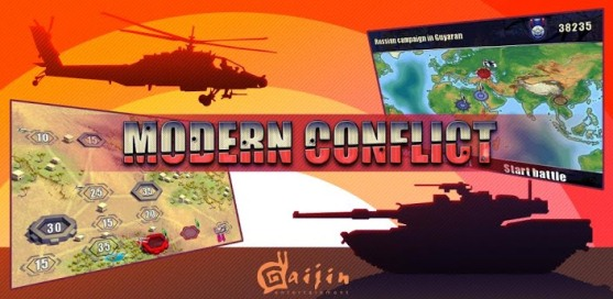 Modern Conflict - 1