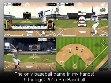 9 Innings: 2015 Pro Baseball - 2