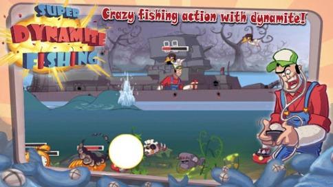 Super Dynamite Fishing - 2