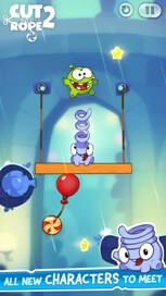 Cut the Rope 2 - 1