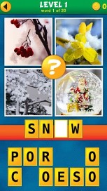 4 Pics 1 Word Puzzle Plus - 1