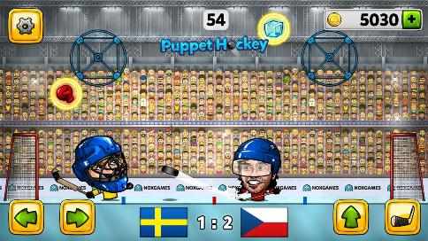 Puppet Ice Hockey: 2015 Czech - 2