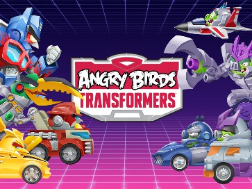 Angry Birds Transformers - 1