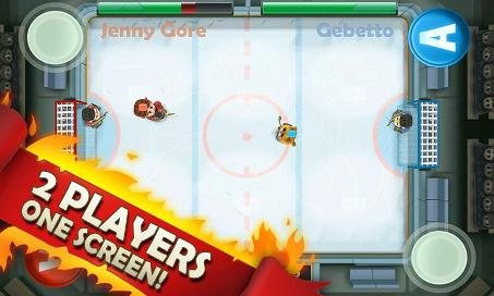 Ice Rage: Hockey Free - 1