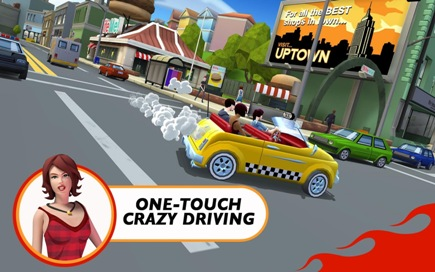 Crazy Taxi City Rush - 22