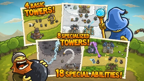 Kingdom Rush - 2