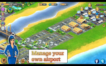 City Island Airport Asia - 2