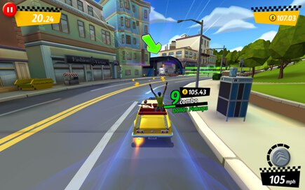 Crazy Taxi City Rush - 4