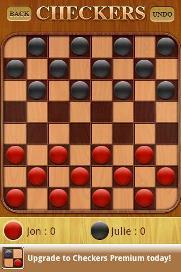Checkers - 2