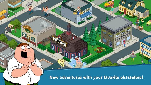 Family Guy The Quest for Stuff - 2