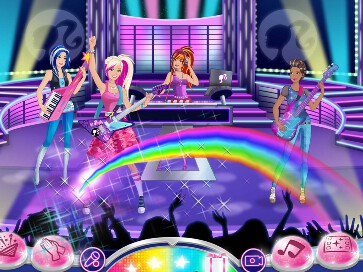 Barbie Superstar! Music Maker - 4