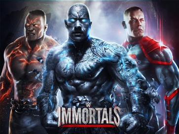 WWE Immortals - 54
