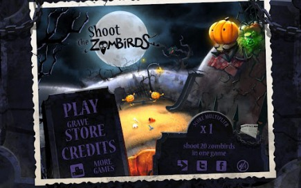 Shoot The Zombirds - 2
