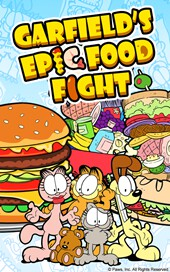 Garfield's Epic Food Fight - 1