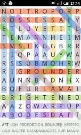 Word Search - 22