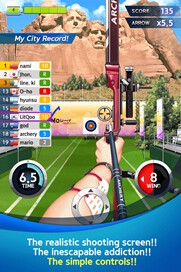 ArcherWorldCup - Archery game - 2