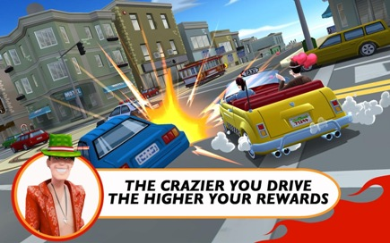 Crazy Taxi City Rush - 1