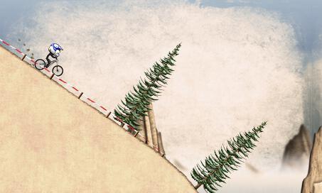 Stickman Downhill - 1