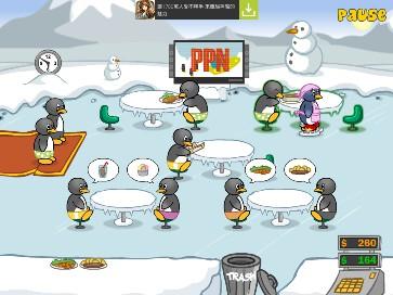 Penguin Diner - 3