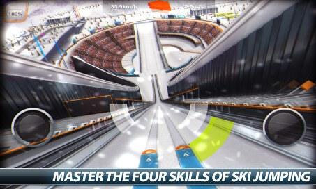 Super Ski Jump Winter Rush - 2
