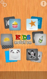 Game for KIDS: KIDS match'em - 2