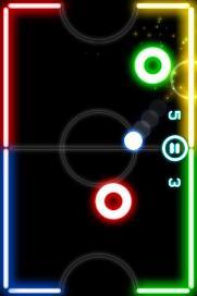 Glow Hockey - 3
