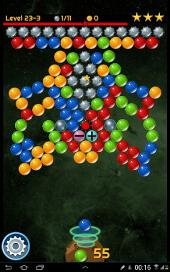Space Bubble Shooter - 2