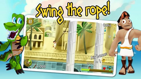 Rope Escape Atlantis - 2