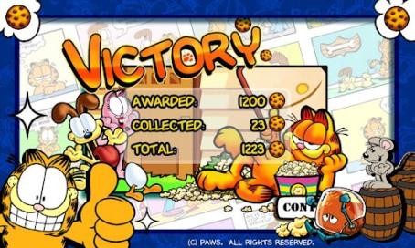Garfield's Defense - 3