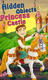 Hidden Object Princess Castle - 1