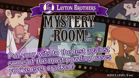 Layton Brothers Mystery Room - 1