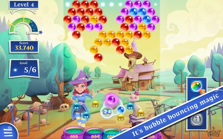 Bubble Witch 2 Saga  - 2