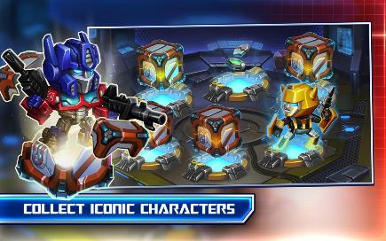 TRANSFORMERS Battle Tactics - 3