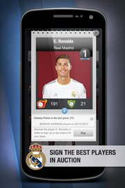 Real Madrid Fantasy Manager 14 - 1