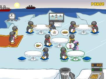 Penguin Diner - 1