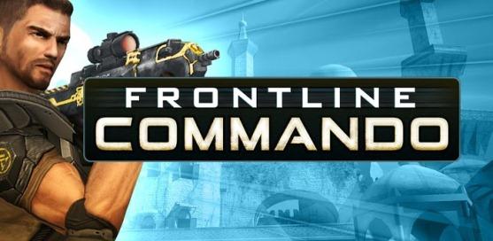 FRONTLINE COMMANDO - 1