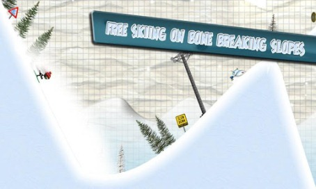 Stickman Ski Racer - 2