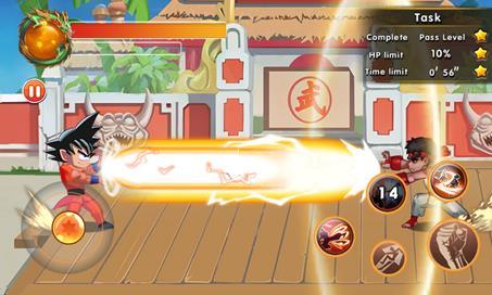 Goku Legend: Super Saiyan Fighting - 3