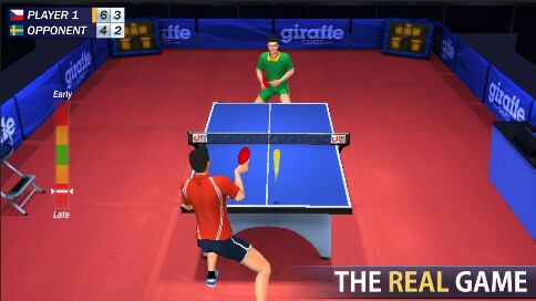 Table Tennis - 1