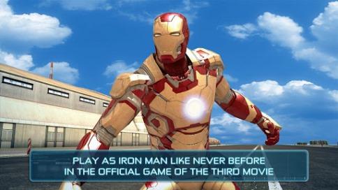 Iron Man 3 - 1